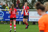 Women's Highlights: Ilminster 0-4 Saints