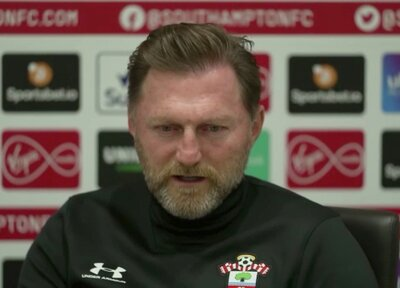 Press conference (part two): Hasenhüttl assesses Everton