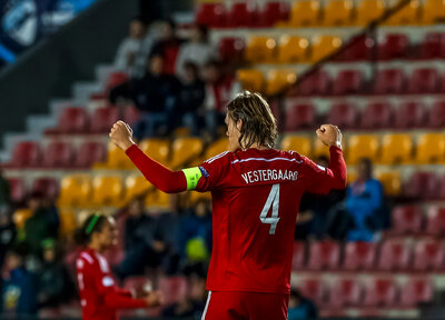 Vestergaard helps Denmark to Nations League success