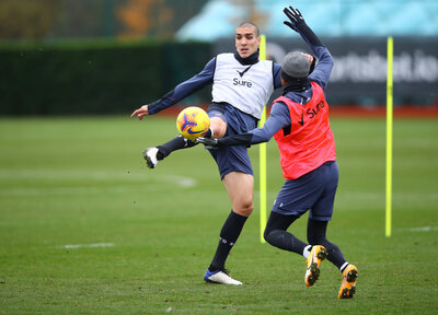 Gallery: Thursday training at Staplewood