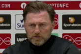 Press Conference (part one): Hasenhüttl on Man City clash