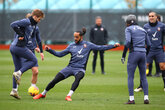 Gallery: Shaping up for United