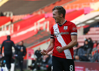 Ward-Prowse makes Player of the Month shortlist