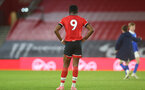 SOUTHAMPTON, ENGLAND - NOVEMBER 30: Dan N'Lundulu of Southampton during the Premier League 2 match between Southampton FC B Team and Brighton & Hove Albion at the St Mary's Stadium on November 30, 2020 in Southampton, England. (Photo by Isabelle Field/Southampton FC via Getty Images)