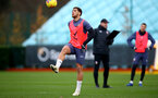 SOUTHAMPTON, ENGLAND - DECEMBER 03: Che Adams during a Southampton FC training session at the Staplewood Campus on December 03, 2020 in Southampton, England. (Photo by Matt Watson/Southampton FC via Getty Images)
