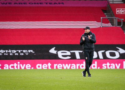 Hasenhüttl: 2020 a big step forward