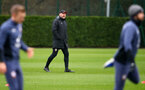 SOUTHAMPTON, ENGLAND - DECEMBER 18: Ralph Hasenhüttl during a Southampton FC training session at the Staplewood Campus on December 18, 2020 in Southampton, England. (Photo by Matt Watson/Southampton FC via Getty Images)