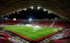 SOUTHAMPTON, ENGLAND - DECEMBER 29: A general view ahead of the Premier League match between Southampton and West Ham United at St Mary's Stadium on December 29, 2020 in Southampton, England. (Photo by Matt Watson/Southampton FC via Getty Images)