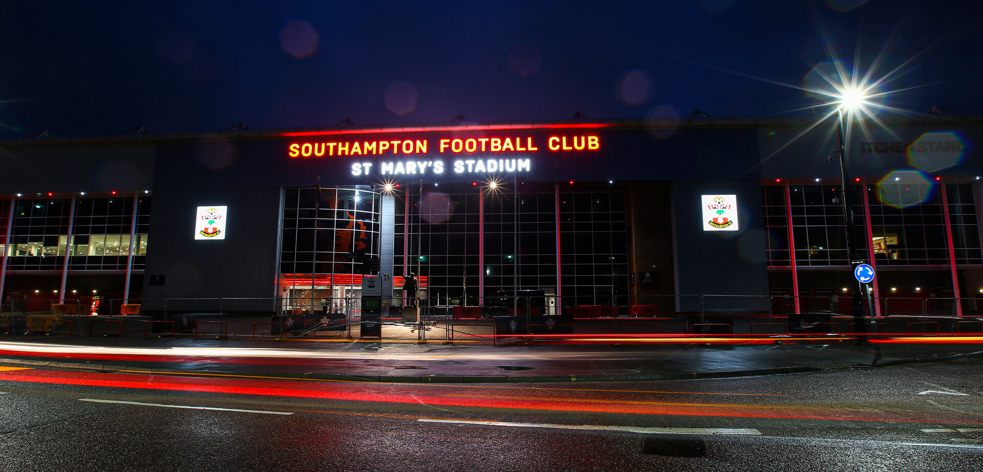 SOUTHAMPTON, ENGLAND - JANUARY 19: Stock Images of St Mary's, ahead of FA Cup match agiasnt Shrewsbury Town at St Mary's Stadium on January 19 2021 (Photo by Isabelle Field/Southampton FC via Getty Images)