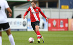 SOUTHAMPTON, ENGLAND - FEBRUARY 21: Sam Bellis of Southampton during Premier League 2 match between Southampton B Team and Derby County U23s at The Snows Stadium on February 21, 2021 in Southampton, England. (Photo by Isabelle Field/Southampton FC via Getty Images)
