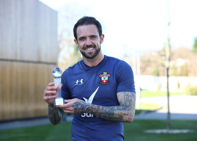 Ings wins Sportsbet.io Goal of the Month