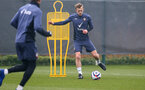 SOUTHAMPTON, ENGLAND - MARCH 03: James Ward-Prowse during a Southampton FC training session at the Staplewood Campus on March 03, 2021 in Southampton, England. (Photo by Matt Watson/Southampton FC via Getty Images)