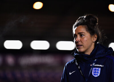Fara Williams meets Southampton FC Women
