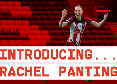 Introducing Saints FC Women | Rachel Panting
