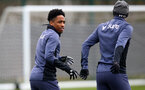SOUTHAMPTON, ENGLAND - MARCH 24: Kyle Walker-Peters during a Southampton FC training session at the Staplewood Campus on March 24, 2021 in Southampton, England. (Photo by Matt Watson/Southampton FC via Getty Images)