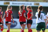 Women's Gallery: Saints 3-0 Plymouth