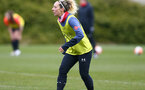 SOUTHAMPTON, ENGLAND - OCTOBER 21: Shelly Provan during Southampton Women's training session at Staplewood Complex on October 21, 2020 in Southampton, England. (Photo by Isabelle Field/Southampton FC via Getty Images)