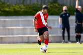 Saints youngsters earn comeback win