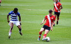 READING, ENGLAND - APRIL 27:  during the Premier League U18s match between Reading and Southampton U18s at Bearwood Park Training Ground on April 27, 2021 in Reading, England. (Photo by Isabelle Field/Southampton FC via Getty Images)