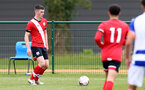 READING, ENGLAND - APRIL 27: Matt Carson of Southampton during the Premier League U18s match between Reading and Southampton U18s at Bearwood Park Training Ground on April 27, 2021 in Reading, England. (Photo by Isabelle Field/Southampton FC via Getty Images)