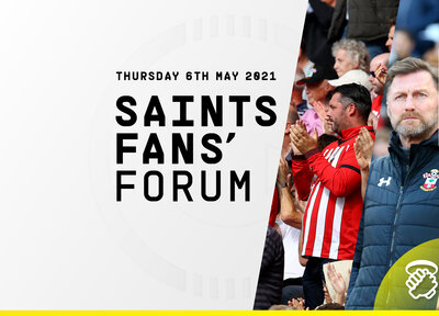 Last chance to take part in our online Fans' Forum