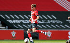SOUTHAMPTON, ENGLAND - MAY 02: James Morris of Southampton during the Premier League 2 match between Southampton B Team and Everton at the St Mayr's Stadium on May 02, 2021 in Southampton, England.  (Photo by Isabelle Field/Southampton FC via Getty Images)