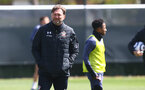 SOUTHAMPTON, ENGLAND - MAY 04: Southampton manager Ralph Hasenhüttl during a Southampton FC training session at the Staplewood Campus on May 04, 2021 in Southampton, England. (Photo by Matt Watson/Southampton FC via Getty Images)