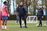 Hasenhüttl flags mentality as key to success at Anfield