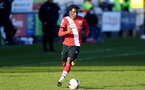 SOUTHPORT, ENGLAND - MAY 07: Zuriel Otseh-Taiwo of Southampton during the Premier League 2 match between Everton and Southampton B Team at the The Pure Stadium on May 07, 2021 in Southport, England.  (Photo by Isabelle Field/Southampton FC via Getty Images)