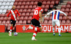 SOUTHAMPTON, ENGLAND - MAY 11: Nathan Redmond of Southampton during the Premier League match between Southampton and Crystal Palace at St Mary's Stadium on May 11, 2021 in Southampton, England. Sporting stadiums around the UK remain under strict restrictions due to the Coronavirus Pandemic as Government social distancing laws prohibit fans inside venues resulting in games being played behind closed doors.  (Photo by Matt Watson/Southampton FC via Getty Images)