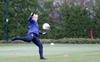 SOUTHAMPTON, ENGLAND - MAY 12: Kayla Rendall during Southampton Women's training session at Staplewood Training Ground on May 12, 2021 in Southampton, England.  (Photo by Isabelle Field/Southampton FC via Getty Images)