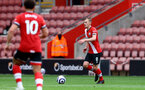 SOUTHAMPTON, ENGLAND - MAY 15: James Ward-Prowse of Southampton during the Premier League match between Southampton and Fulham at St Mary's Stadium on May 15, 2021 in Southampton, England. Sporting stadiums around the UK remain under strict restrictions due to the Coronavirus Pandemic as Government social distancing laws prohibit fans inside venues resulting in games being played behind closed doors.  (Photo by Matt Watson/Southampton FC via Getty Images)