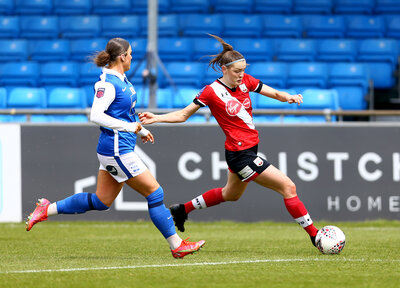 Women's Highlights: Birmingham 3-2 Saints