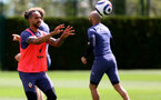 SOUTHAMPTON, ENGLAND - MAY 17: Theo Walcott during a Southampton FC training session at the Staplewood Campus on May 17, 2021 in Southampton, England. (Photo by Matt Watson/Southampton FC via Getty Images)