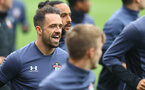 SOUTHAMPTON, ENGLAND - MAY 21: Danny Ings during a Southampton FC training session at the Staplewood Campus on May 21, 2021 in Southampton, England. (Photo by Matt Watson/Southampton FC via Getty Images)
