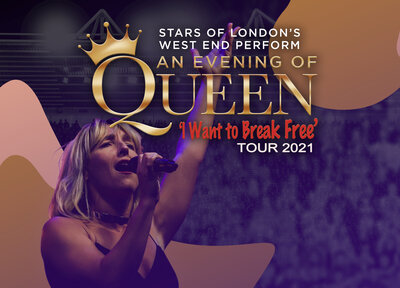An Evening of Queen: One week to go