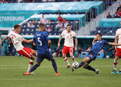 Poland suffer defeat in Euro opener