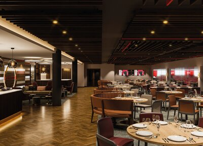 Two new hospitality lounges available for 2021/22