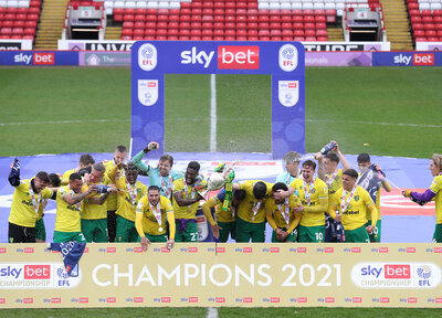 Promoted teams in profile: Norwich City