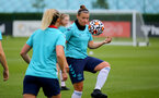SOUTHAMPTON, ENGLAND - July 08: Shannon Sievwright during Southampton Women's per season training session at Staplewood training ground on July 08, 2021 in Southampton, England. (Photo by Isabelle Field/Southampton FC via Getty Images)