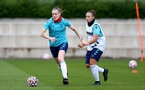 SOUTHAMPTON, ENGLAND - July 08: Ella Pusey during Southampton Women's per season training session at Staplewood training ground on July 08, 2021 in Southampton, England. (Photo by Isabelle Field/Southampton FC via Getty Images)