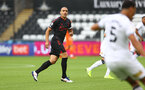 SWANSEA, WALES - JULY 31: Oriol Romeu of Southampton during the pre-season friendly match between Swansea City and Southampton FC, at The Liberty Stadium on July 31, 2021 in Swansea, Wales. (Photo by Matt Watson/Southampton FC via Getty Images)