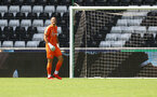 SWANSEA, WALES - JULY 31: Alex McCarthy of Southampton during the pre-season friendly match between Swansea City and Southampton FC, at The Liberty Stadium on July 31, 2021 in Swansea, Wales. (Photo by Matt Watson/Southampton FC via Getty Images)