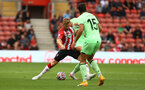 SOUTHAMPTON, ENGLAND - AUGUST 07: Stuart Armstrong of Southampton during the pre season friendly match between Southampton FC and Athletic Club at St Mary's Stadium on August 07, 2021 in Southampton, England. (Photo by Matt Watson/Southampton FC via Getty Images)