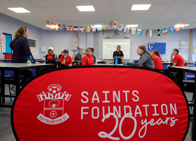 Saints Foundation: 'Who we are'