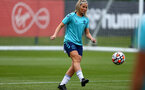 SOUTHAMPTON, ENGLAND - AUGUST 17: Ciara Watling during Southampton Women's training session at  Staplewood Training Ground on August 17, 2021 in Southampton, England. (Photo by Isabelle Field/Southampton FC via Getty Images)