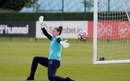 SOUTHAMPTON, ENGLAND - AUGUST 17: Sara Luce during Southampton Women's training session at  Staplewood Training Ground on August 17, 2021 in Southampton, England. (Photo by Isabelle Field/Southampton FC via Getty Images)