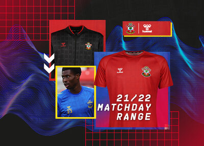 Discover the new hummel matchday range