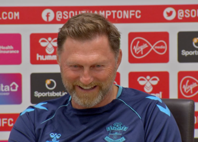 Press Conference (part one): Hasenhüttl previews Wolves test