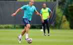 SOUTHAMPTON, ENGLAND - SEPTEMBER 01: Oriol Romeu during Southampton training session at Staplewood Complex on September 01, 2021 in Southampton, England. (Photo by Isabelle Field/Southampton FC via Getty Images)
